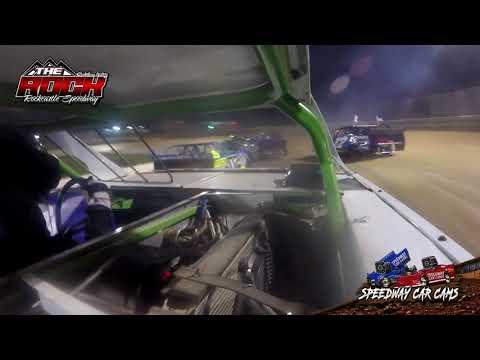 #66Jr Caleb Creech - Mini Stock - 7-9-21 Rockcastle Speedway - In-Car Camera - dirt track racing video image