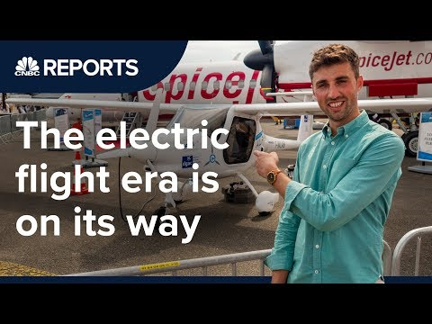 The electric flight era is closer than you think | CNBC Reports - UCo7a6riBFJ3tkeHjvkXPn1g