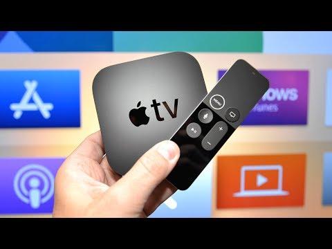 Apple TV 4K: Unboxing & Review - UCmY3dSr-0TOkJqy0btd2AJg