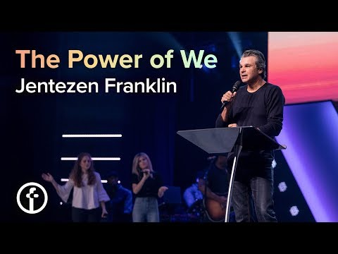 Join us LIVE for our Sunday service with Pastor Jentezen Franklin