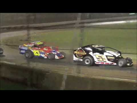 V8 Dirt Modifieds Feature - Grafton Speedway - 22.05.21 - dirt track racing video image