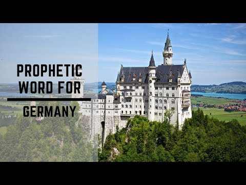 Prophetic Word for Germany