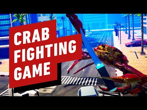 Fight Crab: Our New Obsession - UCKy1dAqELo0zrOtPkf0eTMw