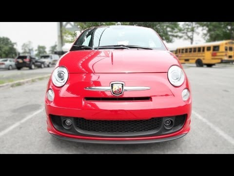 REVIEW: The 2014 Fiat 500 Abarth - UCcyq283he07B7_KUX07mmtA