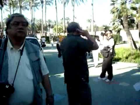 XNV Hoàng Trọng Thụy bị tố cáo tại cuộc biểu tình