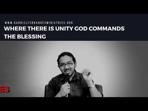 GOD WANTS US TO BE IN UNITY, Daily Promise and Powerful Prayer
