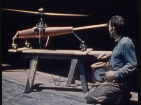 Worlds First RC Helicopter from 1941 also Crazy Accident!! - UCea4iaxuo_c4E1DLuhYcn_w
