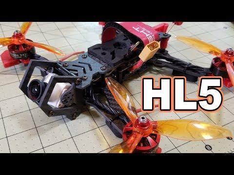 iFlight HL5 Freestyle Drone Build & Fly  - UCnJyFn_66GMfAbz1AW9MqbQ