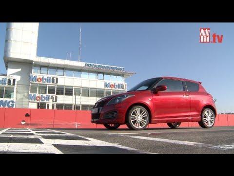 Suzuki Swift Sport - Rendezvous auf dem Ring - autobild