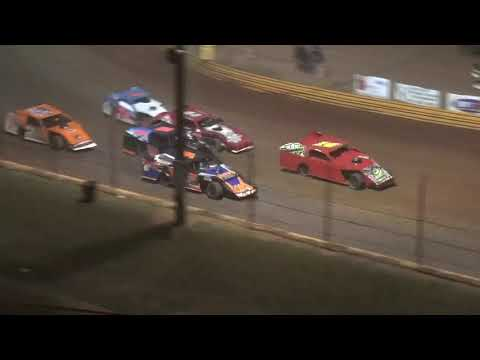 Open Wheel Modified at Lavonia Speedway October 16th 2021 - dirt track racing video image