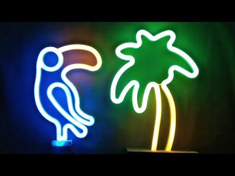 Poundland LED neon-style toucan teardown.  (It's very well made.) - UCtM5z2gkrGRuWd0JQMx76qA