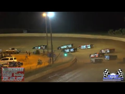 Lightning Late Model Feature - Lancaster Motor Speedway 5/29/21 - dirt track racing video image