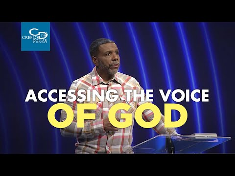 Accessing The Voice Of God