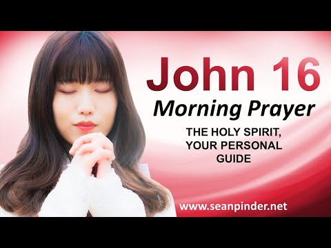 The Holy Spirit Your Personal GUIDE - Morning Prayer