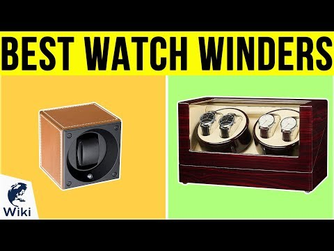 10 Best Watch Winders 2019 - UCXAHpX2xDhmjqtA-ANgsGmw