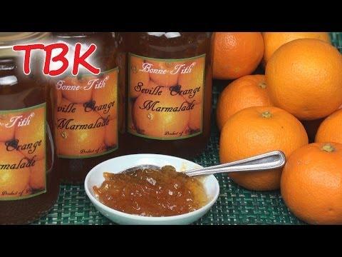 Traditional Seville Orange Marmalade Recipe - Titli's Busy Kitchen