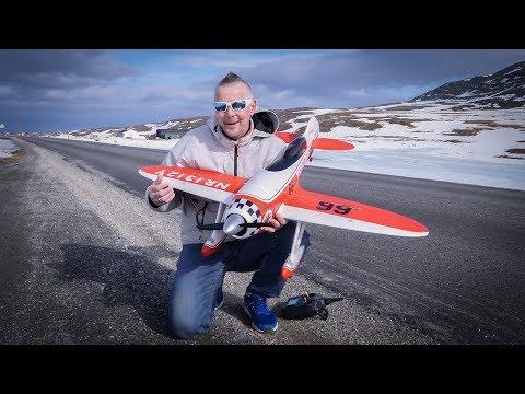 TopRc Hobby GeeBee - Maiden Flight - UCz3LjbB8ECrHr5_gy3MHnFw