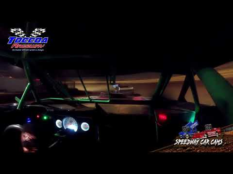 #W0 Will Kettle - Young Guns - 10-23-21 Toccoa Raceway - In-Car Camera - dirt track racing video image