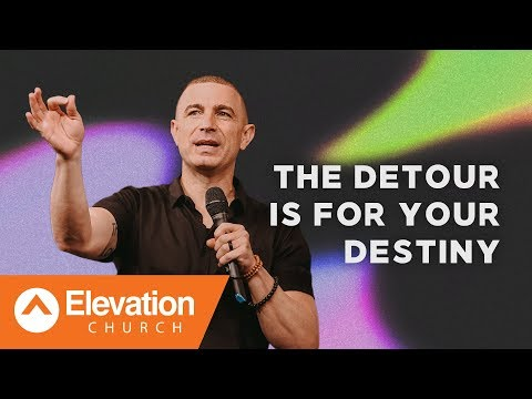 The Detour Is For Your Destiny  Pastor Tavner Smith