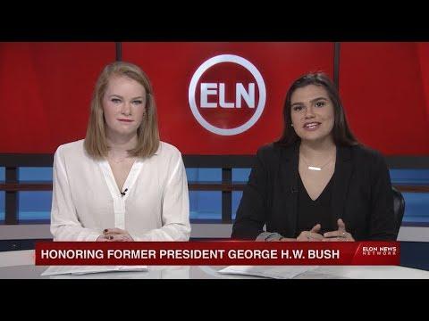 ENN: Elon Local News Full Broadcast | December 3, 2018