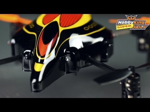 HobbyKing Super Daily - Walkera InfraX Quadcopter - UCkNMDHVq-_6aJEh2uRBbRmw