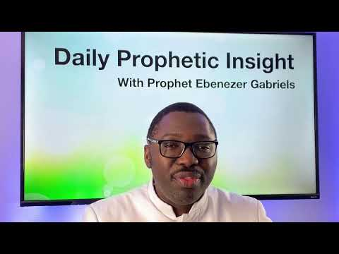 Prophetic Insight - Feb 22nd, 2021