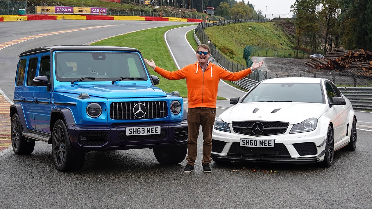 I Drove My G63 at Spa! Surprising End to the Black Series Tour