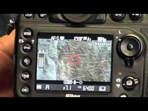 Videorecenze Nikon D800E tělo