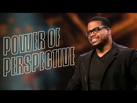 Power Of Perspective  Pastor Javon Ruff