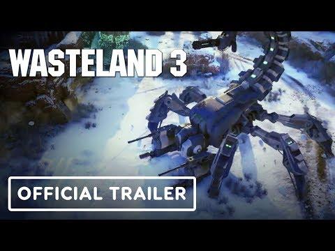 Wasteland 3 - Official Gameplay Trailer | X019 - UCKy1dAqELo0zrOtPkf0eTMw