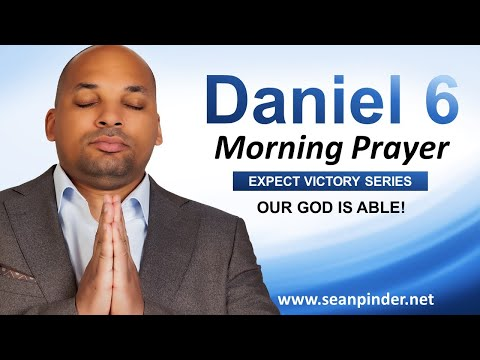 Our GOD is ABLE - Morning Prayer