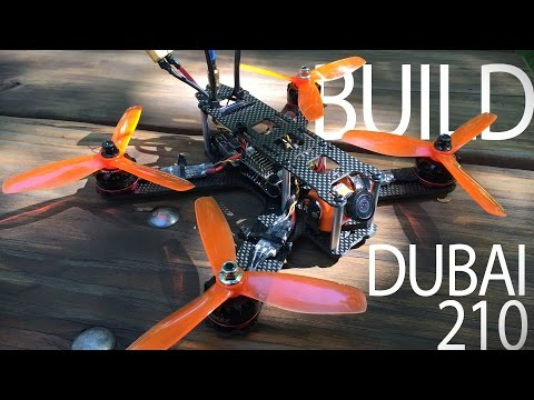 FPV Quadcopter Build Tutorial - UCcIbMAd5E6cOaJRuIliW9Lw