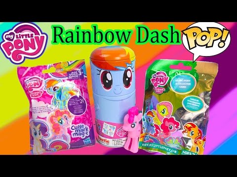 MLP My Little Pony Rainbow Dash Tin-Tastic Funko Pop Vinyl Blind Bags Figures Happy Cookieswirlc - UCelMeixAOTs2OQAAi9wU8-g