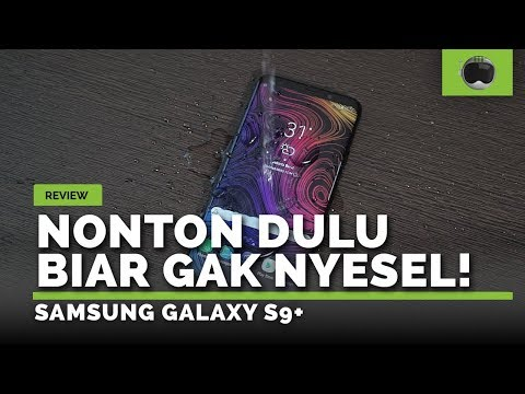 REVIEW SAMSUNG GALAXY S9+ INDONESIA! - UCtaSWbg8OHxg6h10axQXV-g