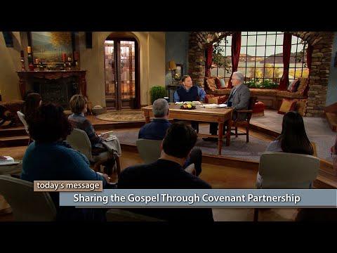 Sharing the Gospel Through Covenant Partnership