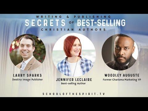 Marketing & Publishing Secrets of Best-Selling Christian Authors