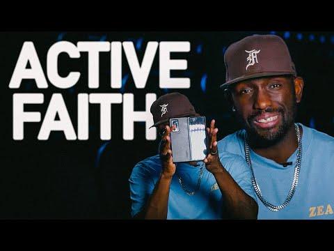 Active Faith  Vince Parker  Daily Bread  YTHX21  Elevation YTH