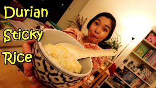 How can Japanese girl stop her durian addiction?