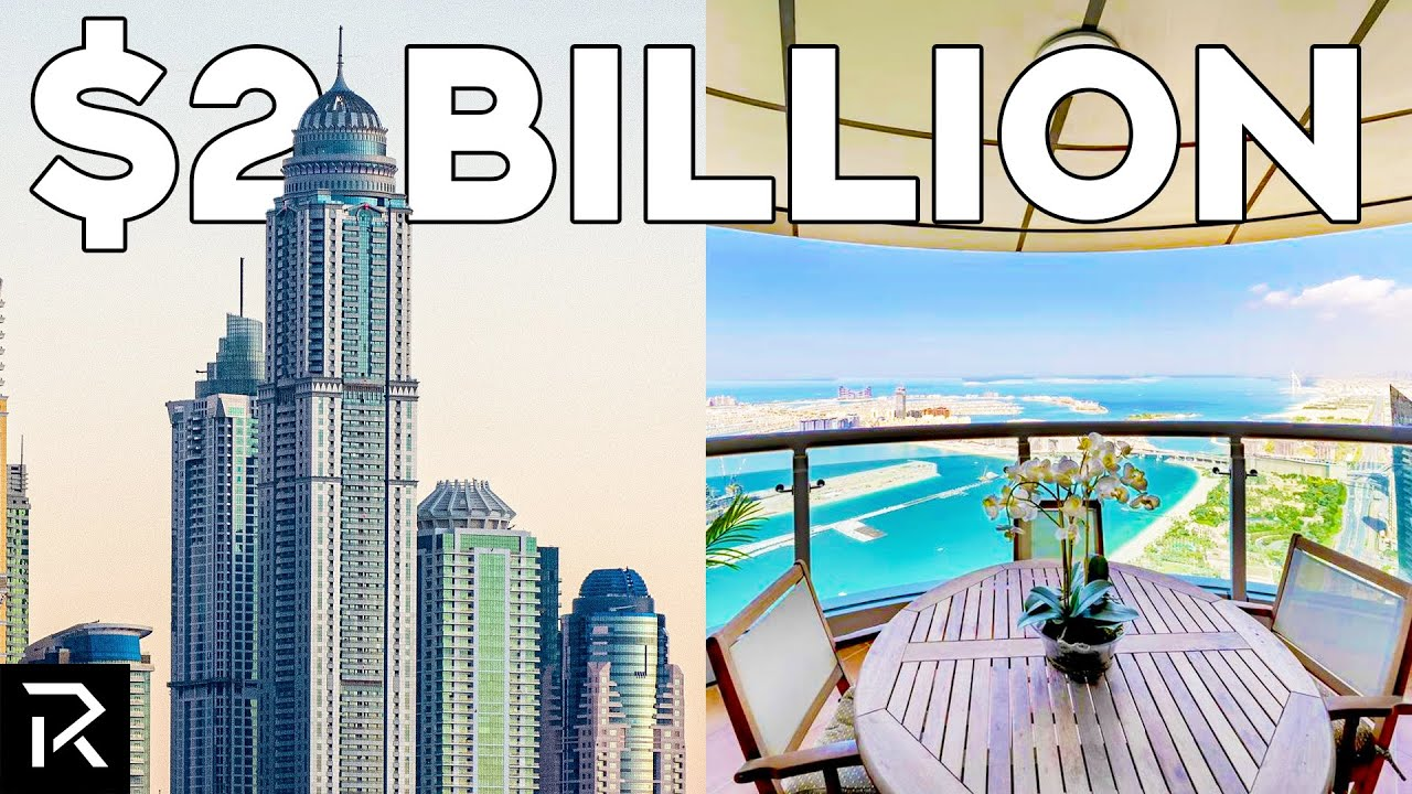 Inside Dubai's Tallest Skyscraper Worth $2 Billion