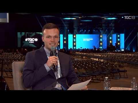 TGC19 Interview  Ben Hansen and Bill Riedel