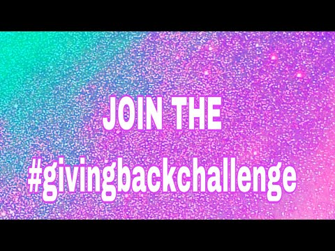 💕💕ENTRY #12 TO THE #givingbackchallenge from JOY 💕#joyousjoy February 6, 2021 #GIVEAWAY