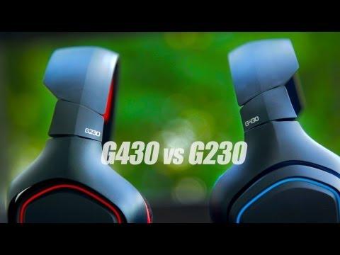 Logitech G430 vs G230 Headset Review - UCTzLRZUgelatKZ4nyIKcAbg