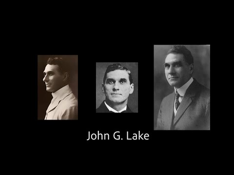 God's Generals Nugget - John G. Lake - Episode Five