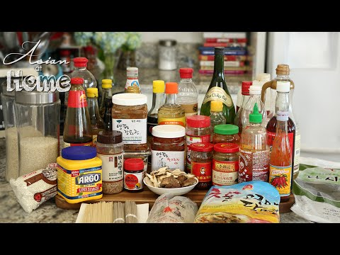 Basic Asian Ingredients - UCIvA9ZGeoR6CH2e0DZtvxzw