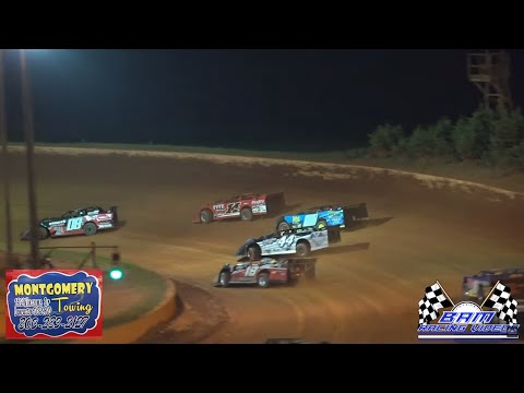Lightning Late Model Feature - Lancaster Motor Speedway 7/22/21 - dirt track racing video image
