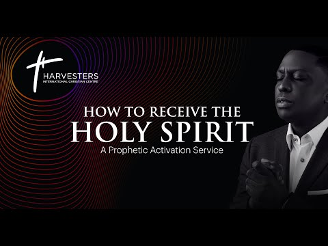 How To Receive The  Holy Spirit (Sermon Only)   Pst Bolaji Idowu  15th August 2021