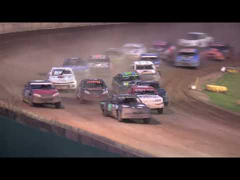 8/21/2021 Shawano Speedway Races (Features Only) - dirt track racing video image