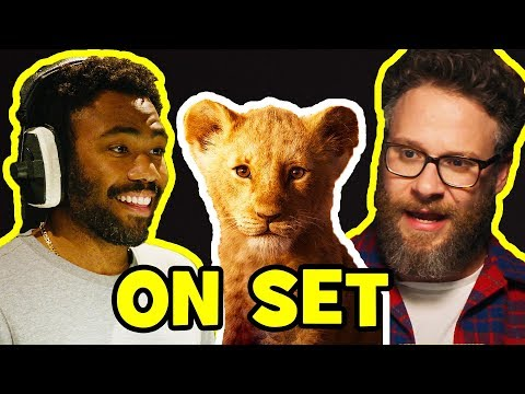 Behind The Scenes on THE LION KING - Voice Cast Songs, Clips & Bloopers - UCS5C4dC1Vc3EzgeDO-Wu3Mg