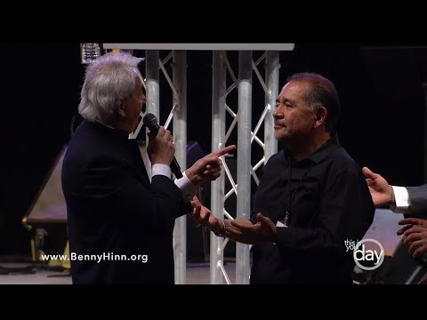 Mighty Miracles in Orlando P1 - A special sermon from Benny Hinn