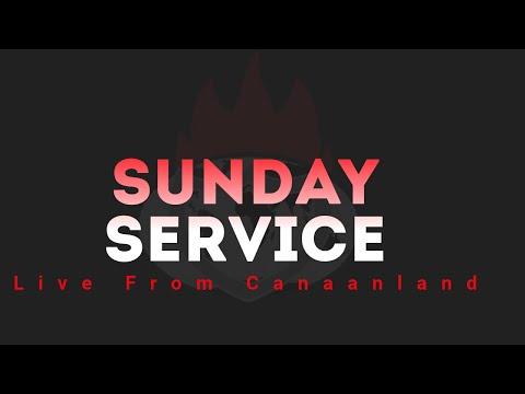 DOMI STREAM: SUNDAY SERVICE  MARCH 22, 2020